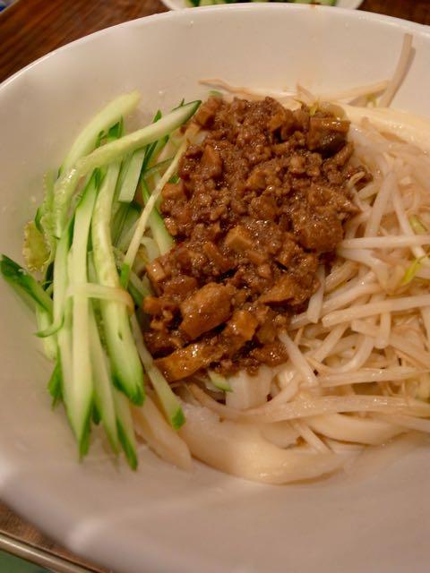 芙蓉刀削麺 - 1