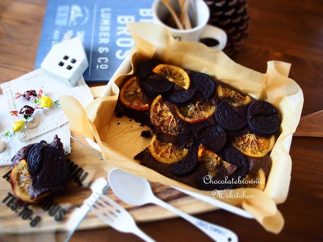 P3030013チョコレートブラウニー