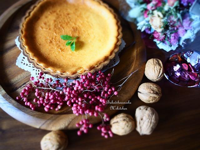 P3130044ベイクドチーズケーキ