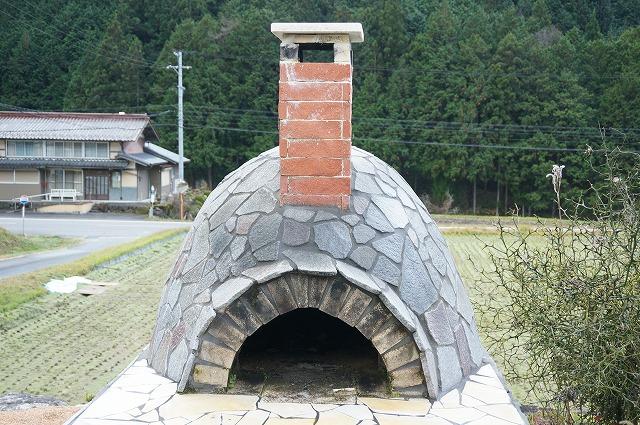 ピザ窯 2