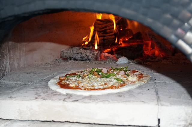 ピザ窯 3