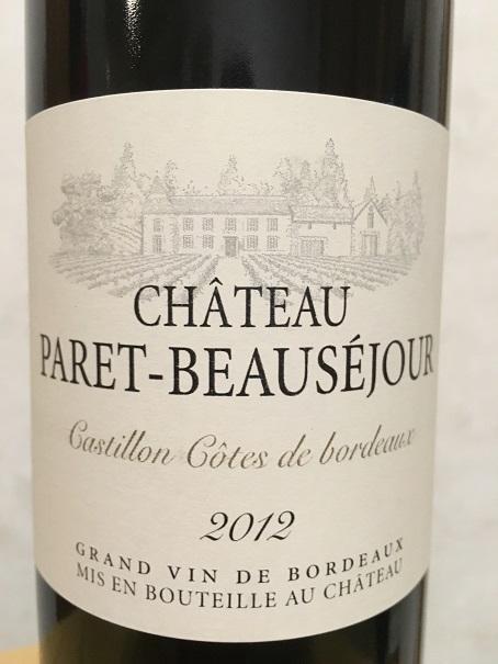 Ch. Paret Beausejour_2016022001