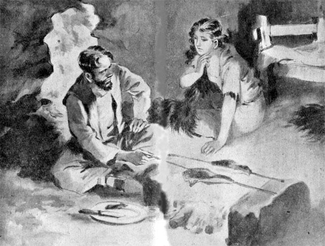 無人島の處女1937jan