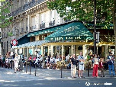 Paris シテCite の交差点REVdownsize