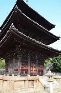 天寧寺 三重の塔