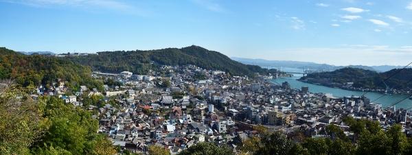 大師堂からの眺望