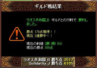 RedStone 16.02.28 結果