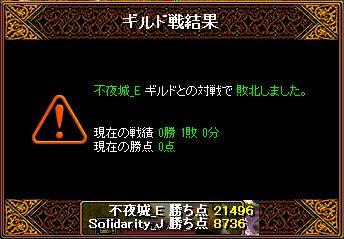 RedStone 16.03.13 結果