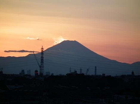 富士山1226