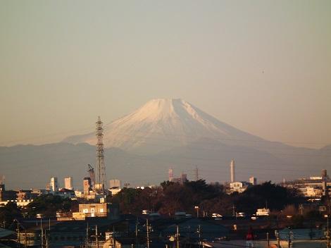富士山1229