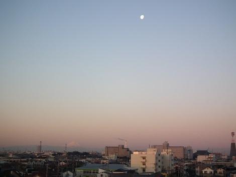 つきと富士山226