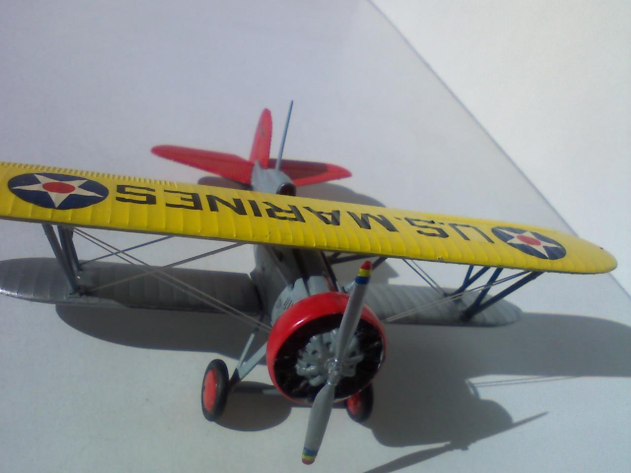 ボーイングF4B-4
