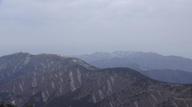 矢筈山方面