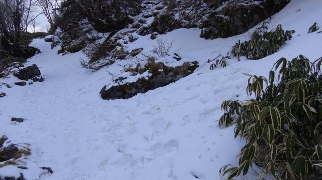 一番雪が多かったところ