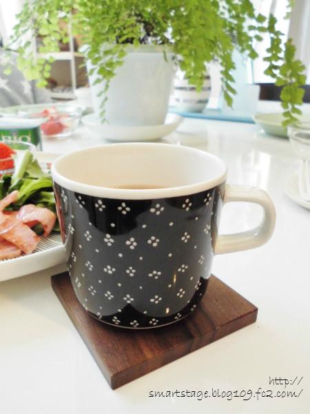 marimekkoコーヒーカップ