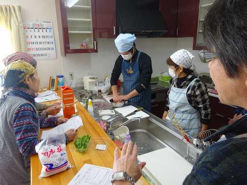 20160303 料理教室①