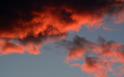 不安定な雲2