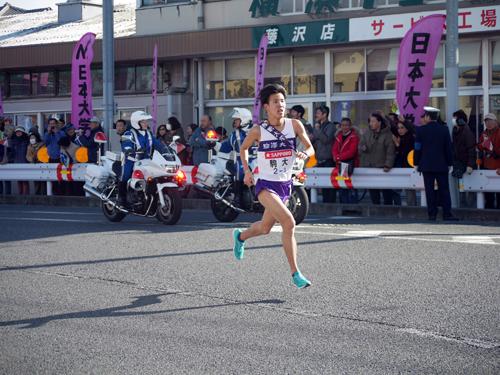 箱根駅伝2