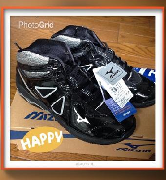 エアロ靴1