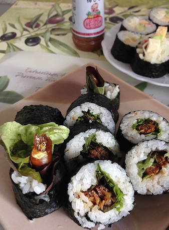 寿司完成2