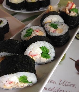 寿司完成1