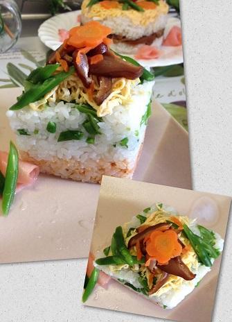 ケーキ寿司3