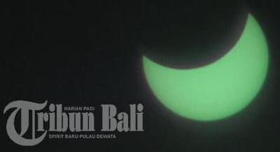 gerhana matahari 1