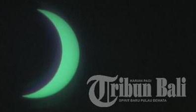 gerhana matahari 2