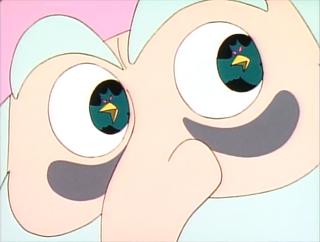 バイキンUFOは怪鳥