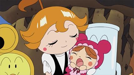 あかちゃんまんとドレミ姫