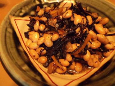 2.20ヒジキと大豆の炒め煮
