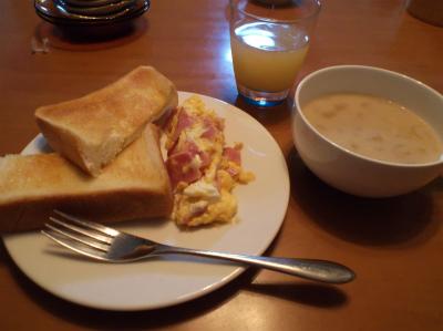 2.24朝食