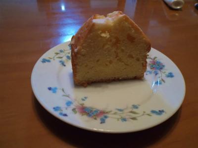 2.25レモンケーキ