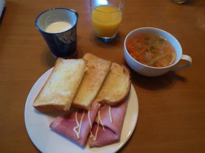 3.4朝食