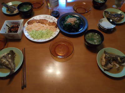 3.6夕食