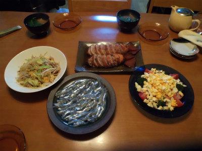 3.12夕食