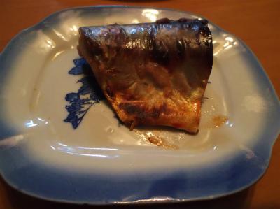 3.20鯖焼き