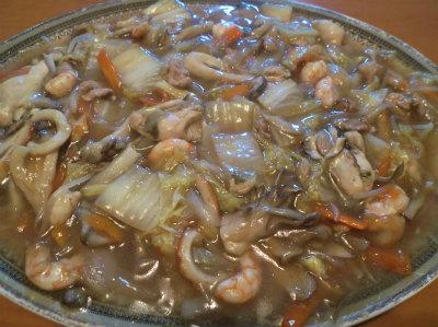 3.26牡蠣入り野菜の旨煮