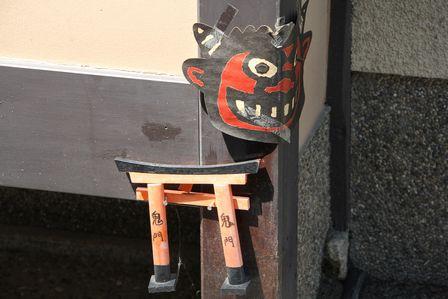 先斗町の小便鳥居_H27.04.25撮影