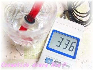水の酸化還元電位