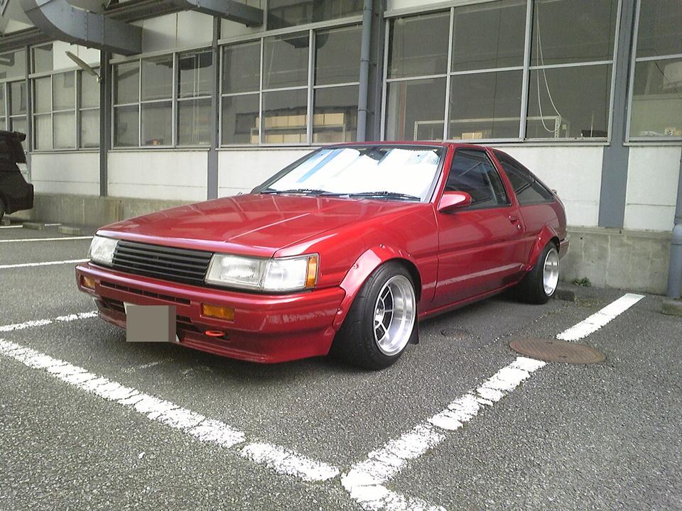 トヨタ86