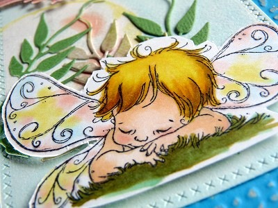 Penny Black- Fairy Stamps