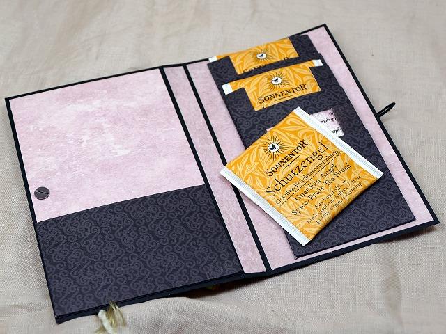 Saturated Canary Ratatouille - Tea bag holder