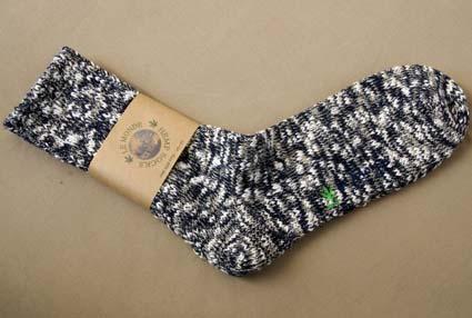 LE MONDEの靴下 02