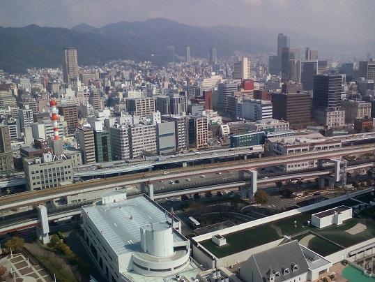 神戸ポートタワーから3