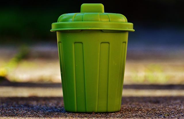 ゴミ問題 ゴミ箱
