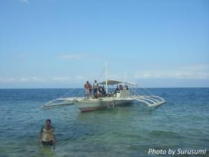 モアルボアル・バンカーボート