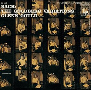 ゴルトベルク変奏曲1956年