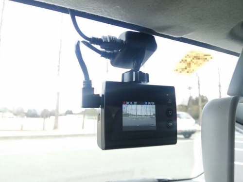 ドライビングレコーダー