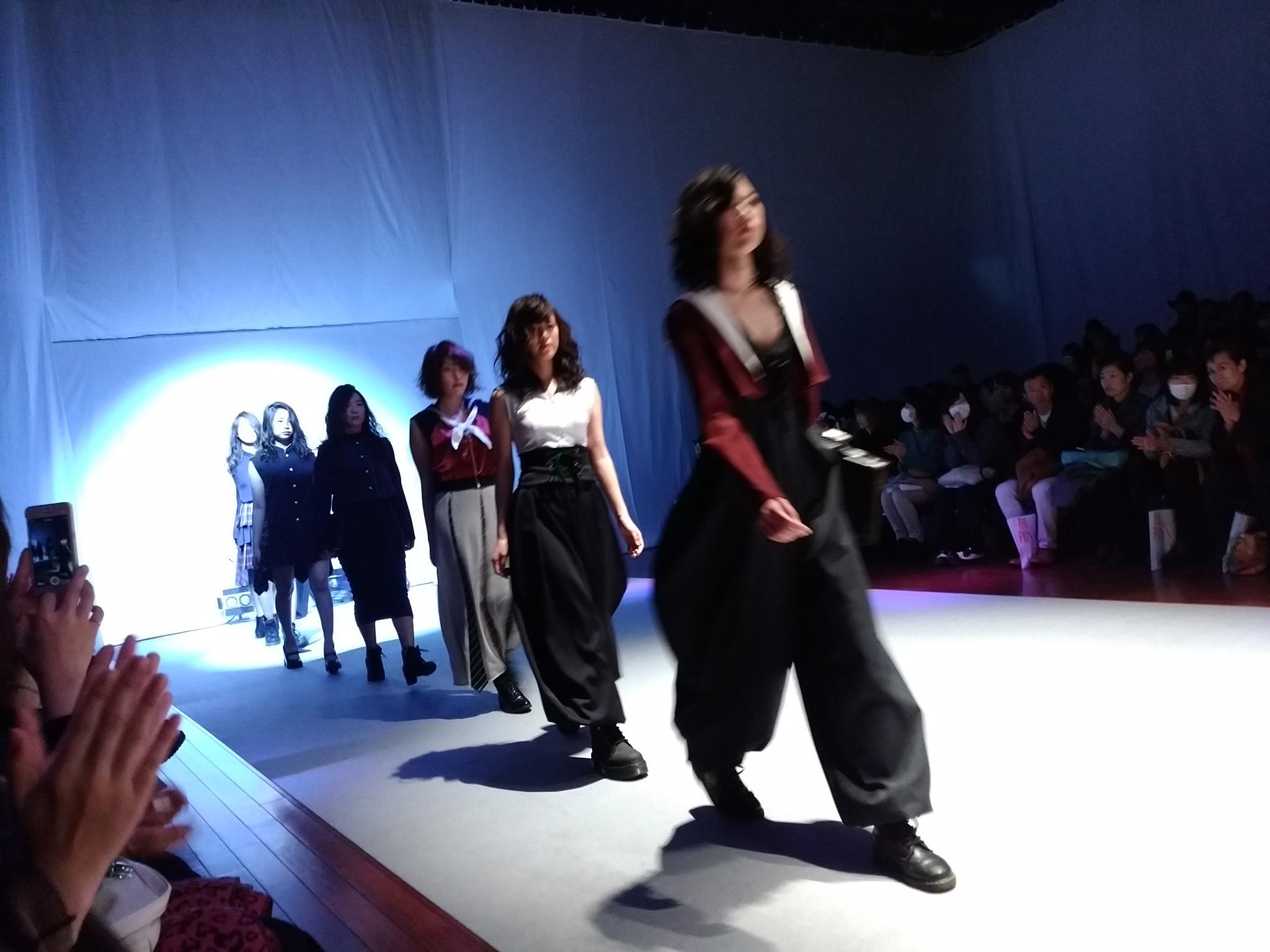 ファッションショーバンタン